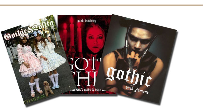 Gothic Non-Fiction