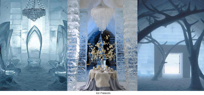 Ice Palaces