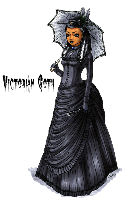 victorian stereotype by hellgaprotiv